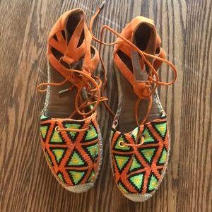 Aquazarra sandals